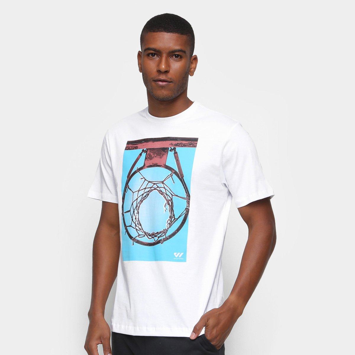 Camiseta Wunder Lifestyle Aro Masculina