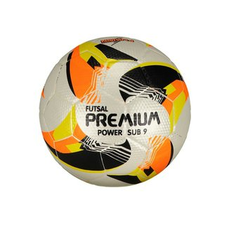 ec77fbd7284bb Bola Premium Power S Fusion Futsal Sub 9
