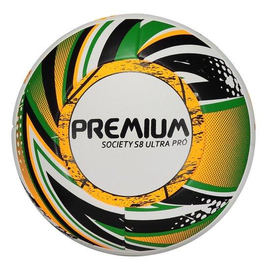 Bola Premium S Termo PU Pro S8 Ultra Society - Compre Agora  c6397eba293bc