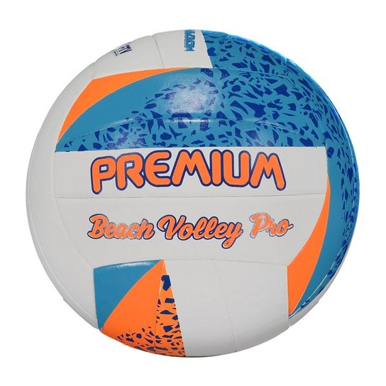 0acd780e1 Bola Vôlei de Praia Premium S Fusion - Branco