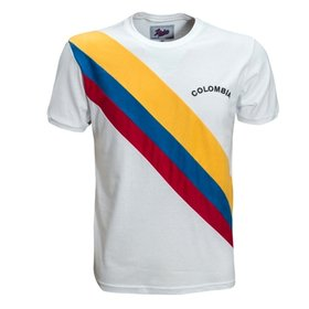 1f9303769c9b8 Camisa Seleção Colômbia Home 2016 s nº Torcedor Adidas Masculina ...