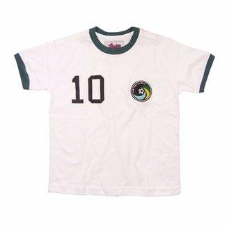 Camisa Liga Retrô Infantil Cosmos 1976 95127198eda86