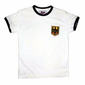 Camisa Liga Retrô Infantil Alemanha 1974 5759c5a1d27a8
