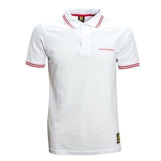 Camisa Liga Retrô Premium Camaro Polo logo peito. 430c2bdfdd5c9