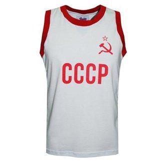 Camisa Liga Retrô CCCP - União Soviética 80´s e1559e328ce81