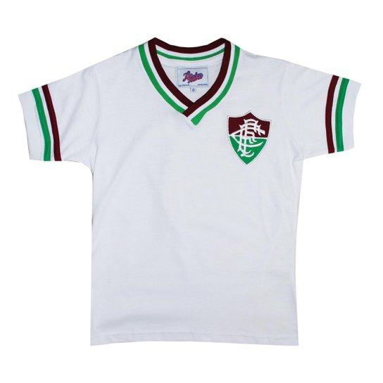 Camisa Liga Retrô Fluminense Mundial 1952 Infantil - Compre Agora ... 2fe7afb21d148