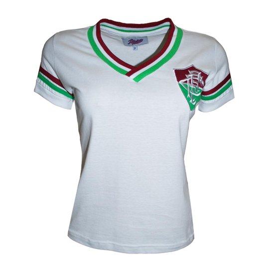 Camisa Liga Retrô Fluminense Mundial 1952 Feminino - Compre Agora ... 493ed6e08c6cc