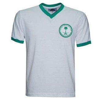 Camisa Liga Retrô Arábia Saudita 1984 Masculina d01bbfccc47cc