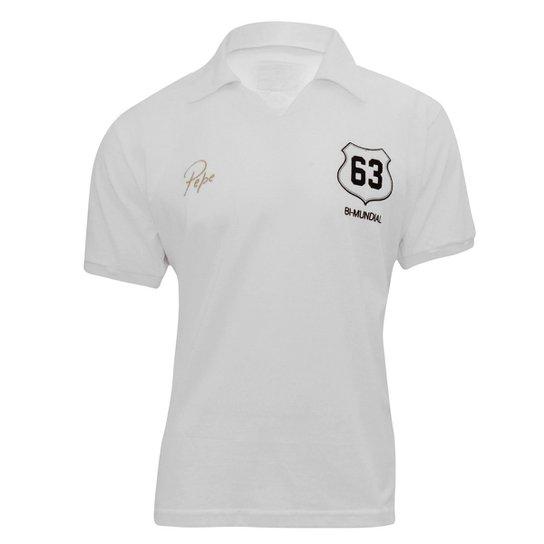 fe0d5f24d5 Camiseta Retrô Santos Liga Retrô a 1963 - Compre Agora