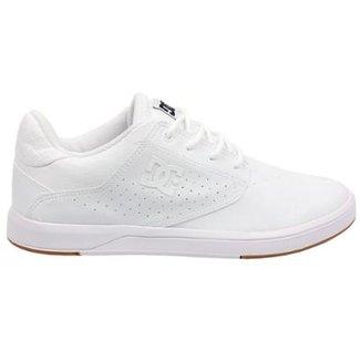 Tênis DC Shoes Plaza TC White Navy Masculino 8928b57657a68
