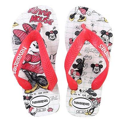Havaianas Infantil Disney Stylish