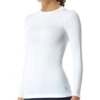 d053d4f465 Camiseta Lupo Sport Térmica I-Core Manga Longa Feminina