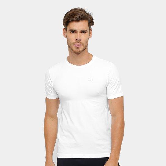 8e8bda83ba Camiseta de Compressão Lupo Sport I-Power - Branco - Compre Agora ...