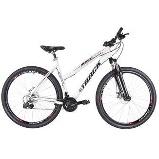 49bda728bdd2b Bicicleta Track Aro 29 TKFM 29 21 Marchas Suspensão Dianteira Quadro em  Alumínio Freio à Disco