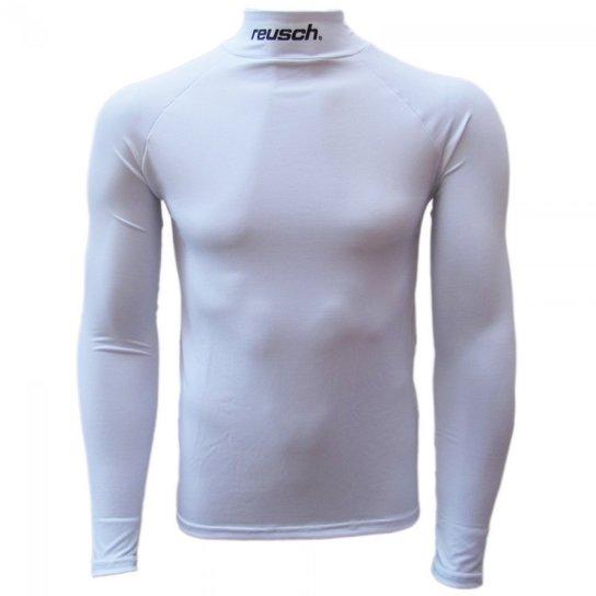 87a2d8fea8f6d Camisa térmica Reusch Underjersey G A - Branco - Compre Agora