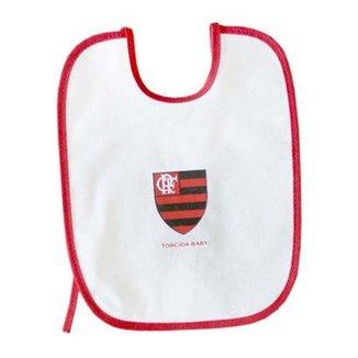 b36f9d70d9 Babador Flamengo Para Bebê Torcida Baby