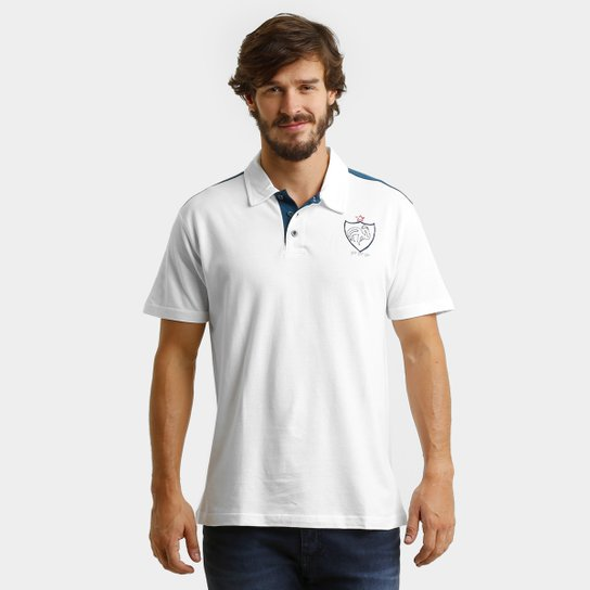 5fde1ed559133 Camisa Polo Seleção França Masculina - Compre Agora