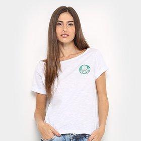 Camiseta Palmeiras Palestra Linha Masculina - Compre Agora  0c73a0f36f8fe