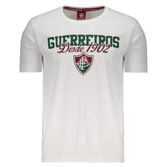 Camiseta Fluminense Guerreiros Masculina 5e0d6bd80f5b4