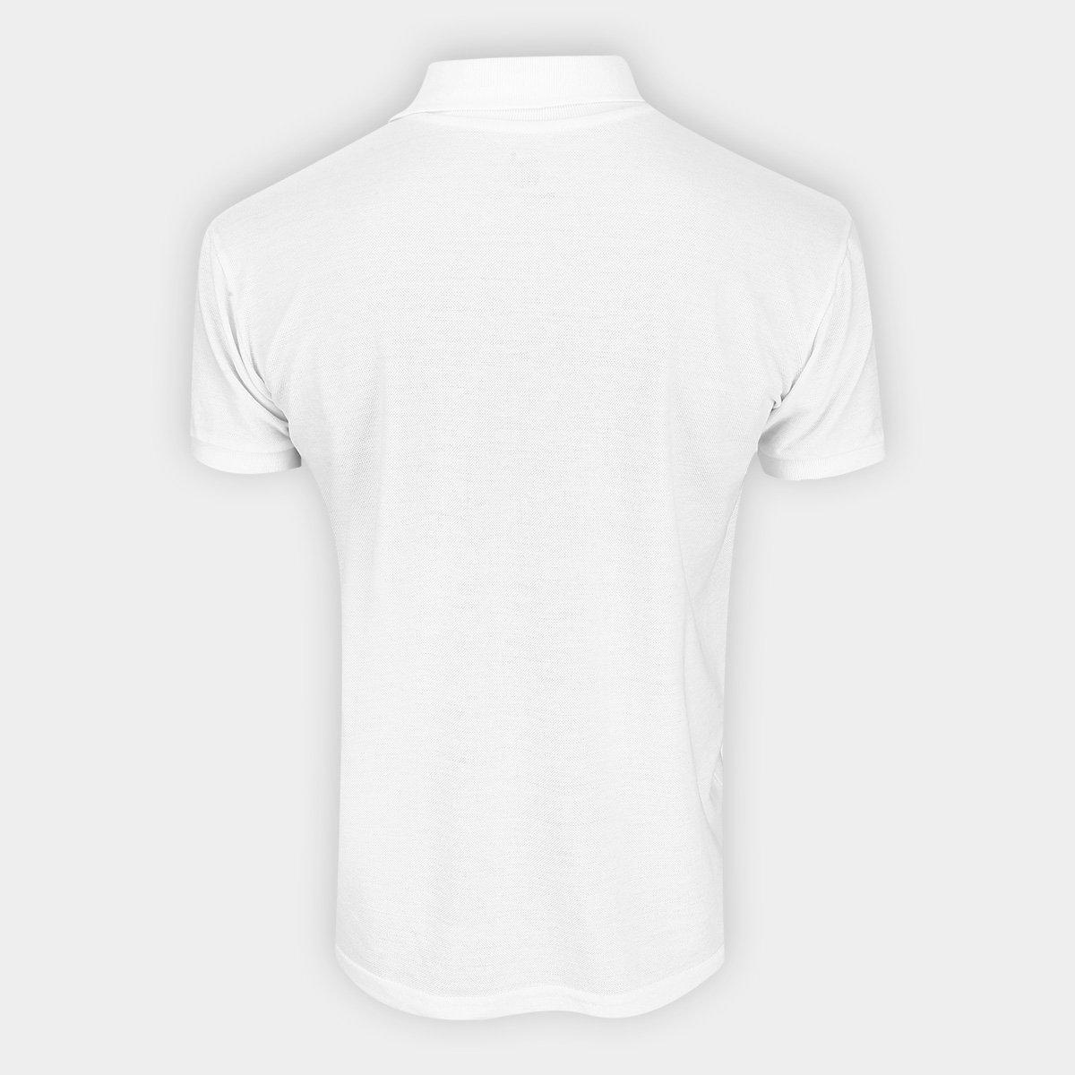 Camisa Polo Santos FC Masculina - Tam: P - 1
