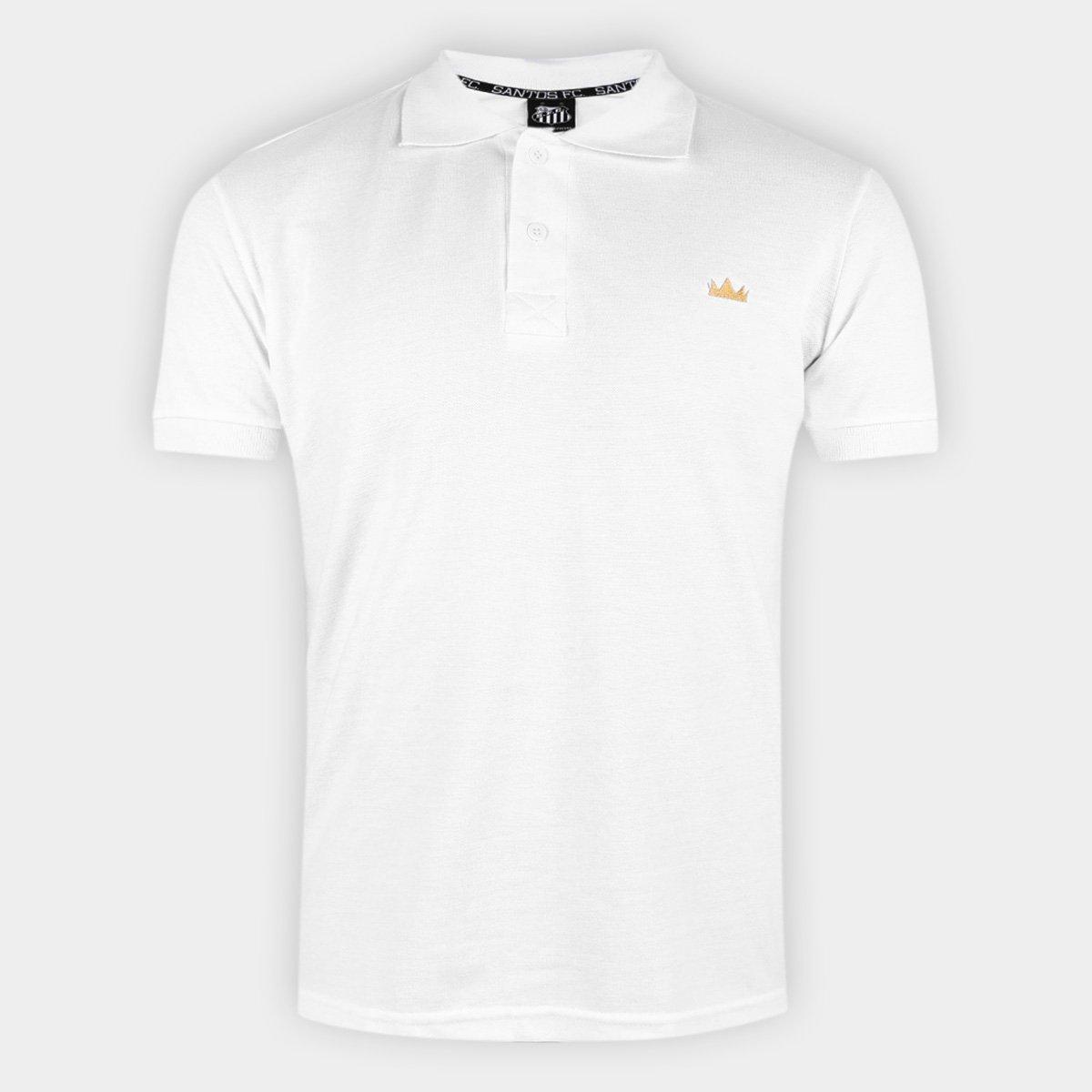 Camisa Polo Santos King Masculina
