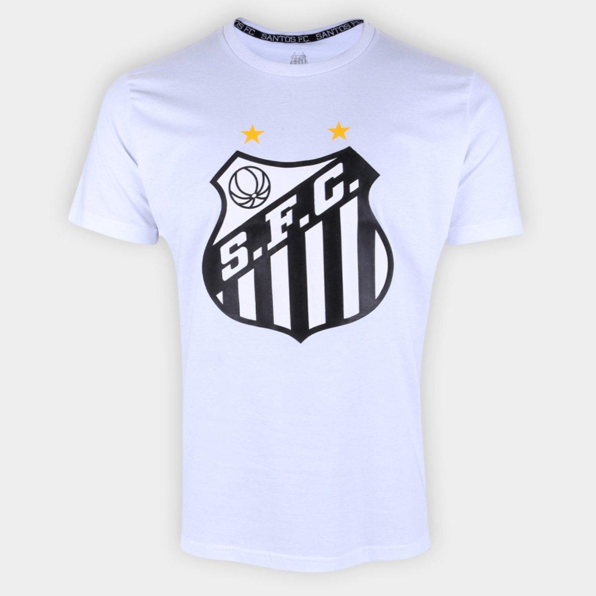 Camiseta Santos FC Básica Masculina