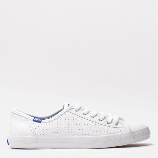 8ee488964 Tênis Keds Kickstart Perf Leather Blue KD810921 | Netshoes