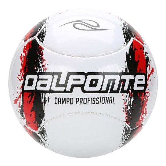 6d6acdde8f32b Bola Futebol Dalponte Fusionada 10 Hexa Campo - Compre Agora