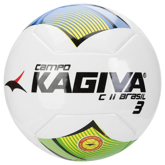 Bola Futebol Kagiva C11 Pro Nº 3 Campo - Compre Agora  db3a96a9fb048