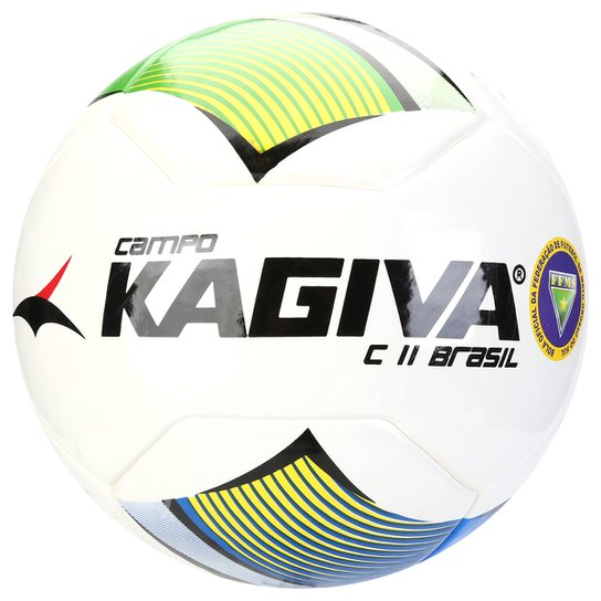 755e3f6ab0 Bola Kagiva C11 Brasil Campo - Compre Agora
