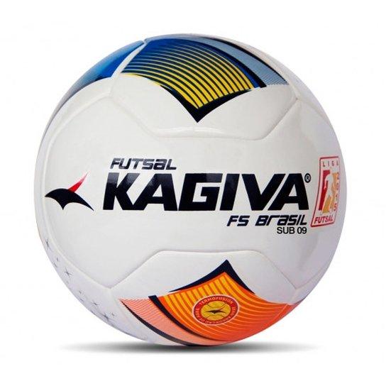 Bola Futsal Kagiva F5 Pro Sub 09 - Compre Agora  2efb7a6d9cbb7