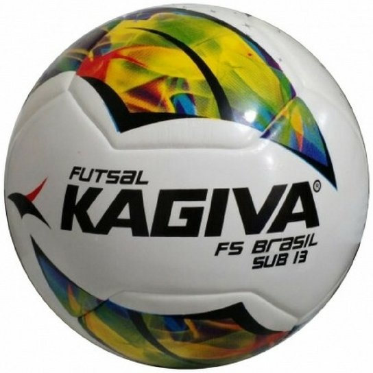 2cde8bedfd694 Bola Futsal Kagiva F5 Sub 13 - Compre Agora