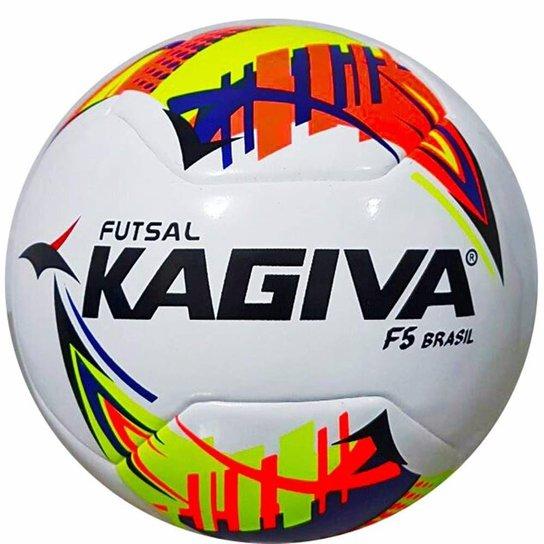 Bola Futsal Kagiva F5 Brasil - Compre Agora  e0f0ce44c8957