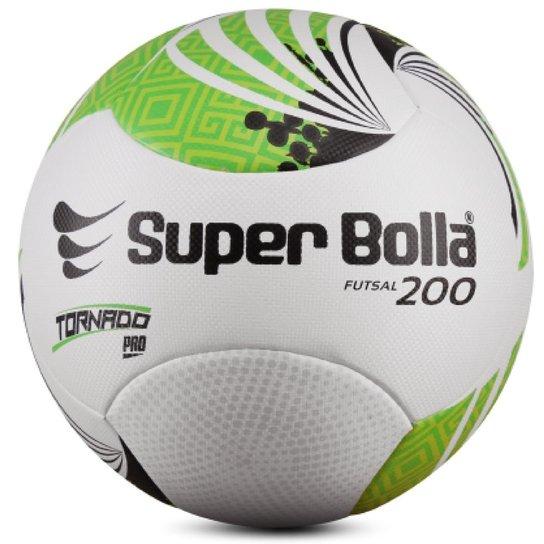 f5e2bab53060d Bola Futsal Tornado Pro 200 6 Gomos Fgfs - Branco+Verde. Loading.