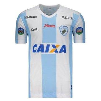 Camisa Karilu Londrina I 2018 Masculina 3fe99a73f2352