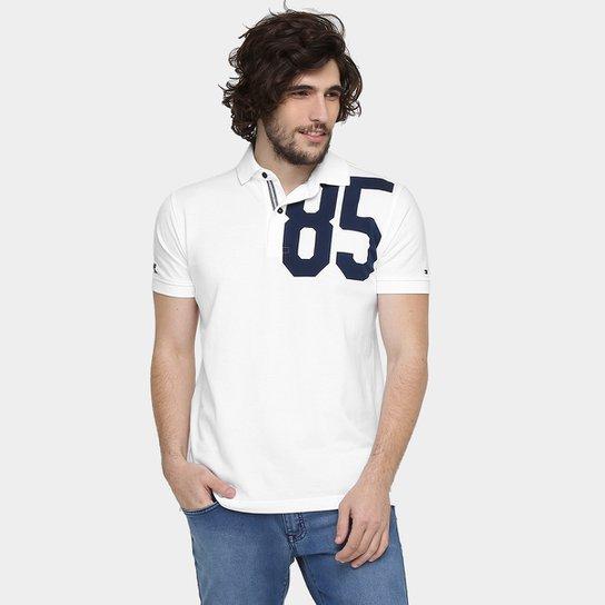 99e33d4af Camisa Polo Tommy Hilfiger Piquet 85 - Compre Agora