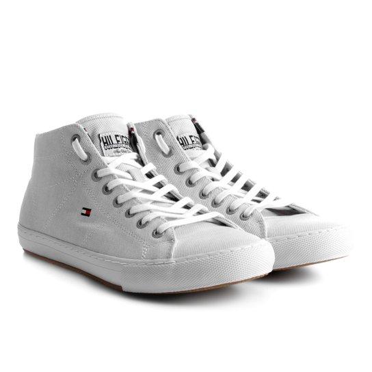f46a39cdcaee6 ... Sapatênis Tommy Hilfiger Cano Médio Masculino - Compre Agora Netshoes  94036659110591 ...