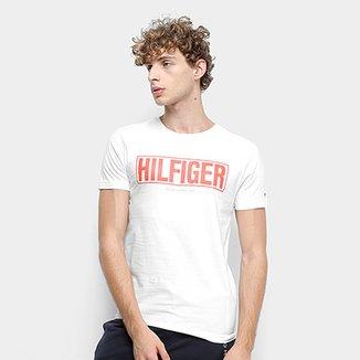 33b288f55c Camiseta Tommy Hilfiger New York Masculino