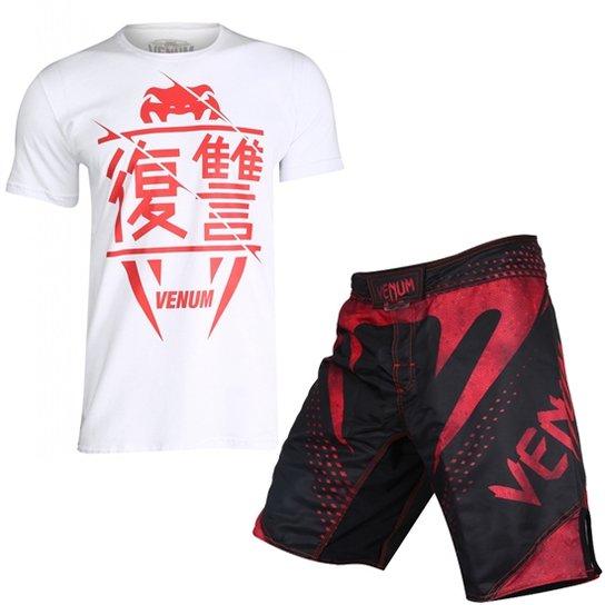 67033b059 Camiseta Venum c  Bermuda - Compre Agora