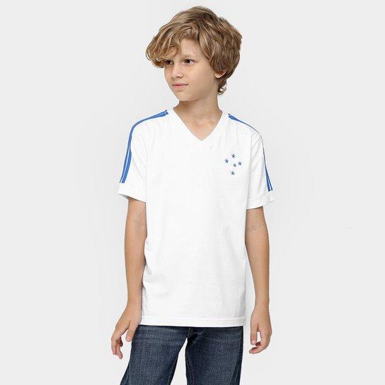 Camiseta Juvenil Cruzeiro Réplica 1987 - Compre Agora  d949d05cd9844