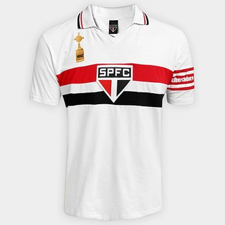 1d707b1f7 Camisa Polo São Paulo Capitães Libertadores 1992 Masculina