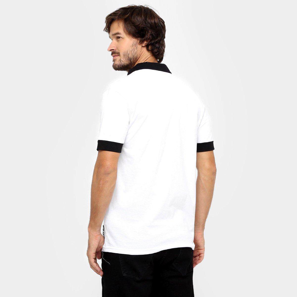 Camisa Polo Corinthian-Casuals Retrô Masculina - Tam: P - 1