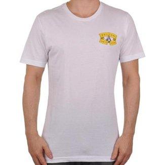 5e94cd1af0 Camiseta Volcom Anti Hero Fit Tee Masculina