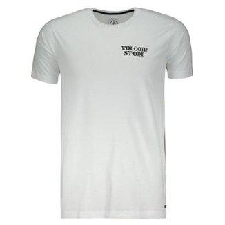 f98626d04 Camiseta Volcom Fit Dobby Long Masculina