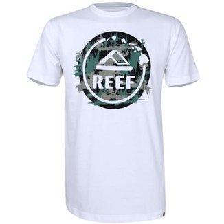 Camiseta Reef Masculina Hawaii Logo 6041348c34f0b