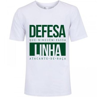 Camiseta Zé Carretilha Palmeiras Defesa Masculina aa4dc4502dd6c