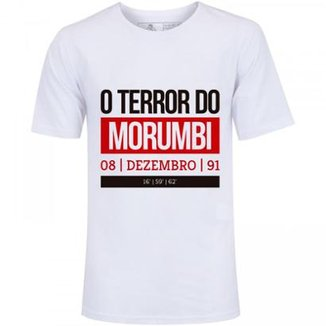 Camiseta Zé Carretilha São Paulo Terror Masculina d101f46db7803
