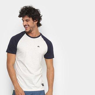 Camiseta Quiksilver Raglan Everyday Masculina 6939163d1ad