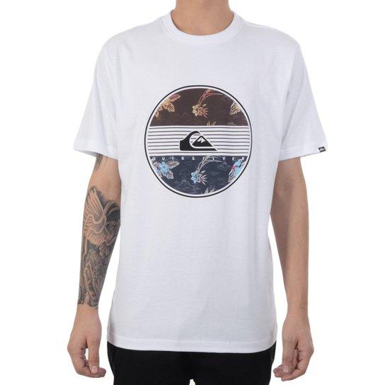 Camiseta Quiksilver Fresh Masculina - Compre Agora   Netshoes 872fd26e29
