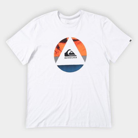 Camiseta Quiksilver Plus Size Fluid Turns Masculina - Compre Agora ... 1e05244ef5
